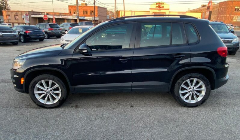 VW TIGUAN 2013/ NO ACCIDENTS / 4MOTION full