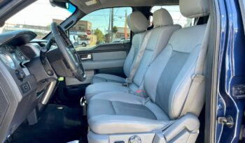 FORD F-150 2012  XTR 3.5L V6 4X4/SUPERCREW/LEATHER/CERTIFIED full