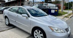 2008 LEXUS ES 350/SUNROOF/LEATHER/NO ACCIDENT/CERTIFIED